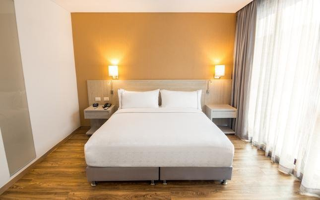STANDARD KING ROOMS Sonesta Hotel Ibague Ibagué